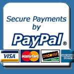 We accept secure payments by Paypal - We ship worldwide.  Fuel-Testers, FuelTestKit.com